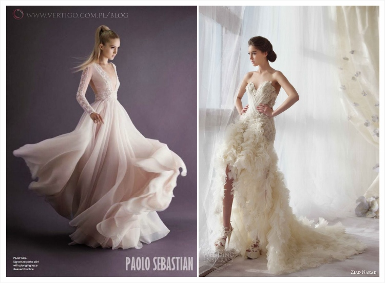 Paolo sebastian i ziad nakad for Ziad nakad wedding dresses prices
